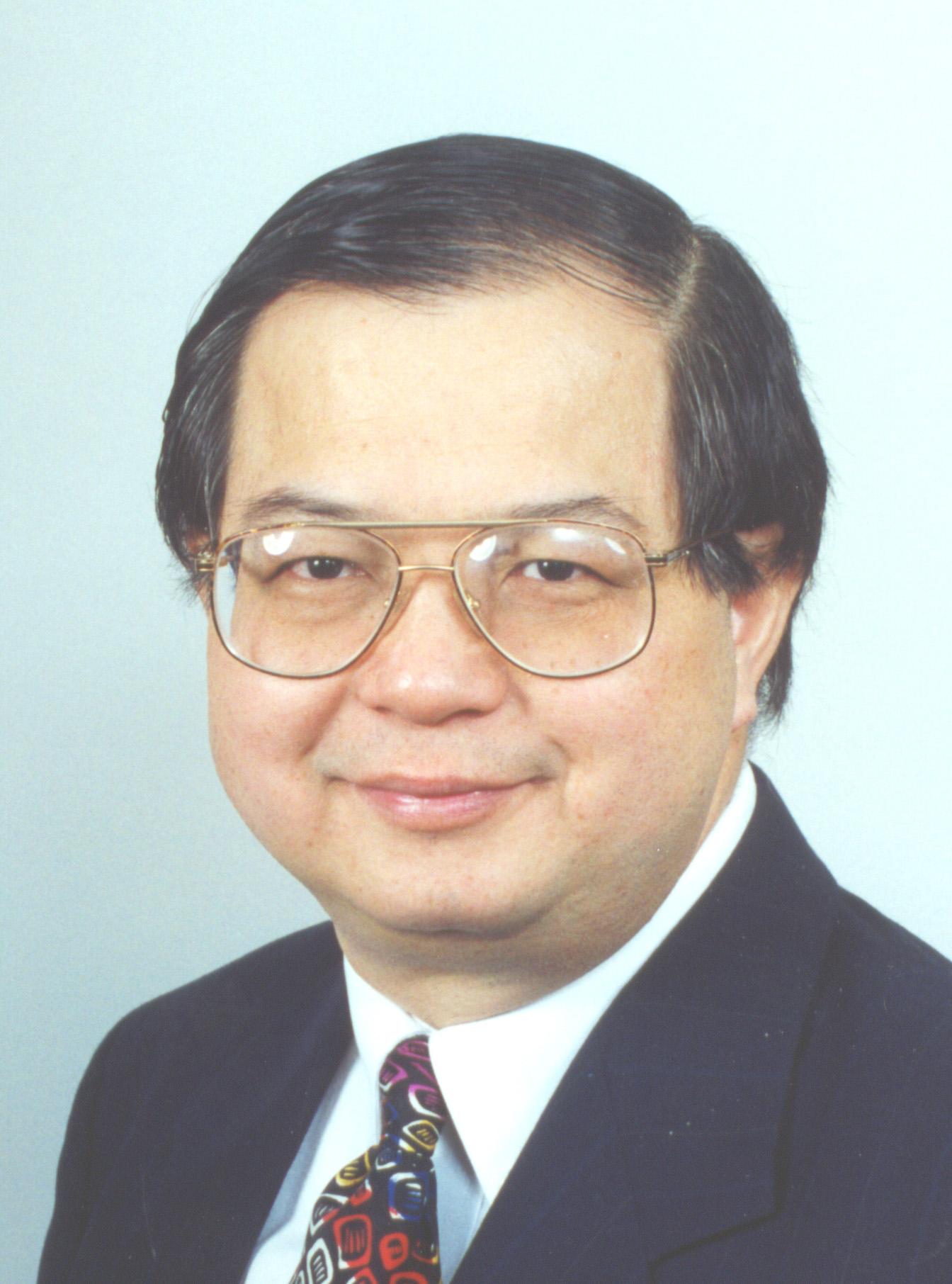 Dr. Peter Chen - Foto von seiner Homepage
